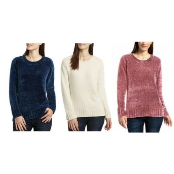 Orvis Sweaters - Orvis Ladies' Chenille Sweater *NWT* Variety